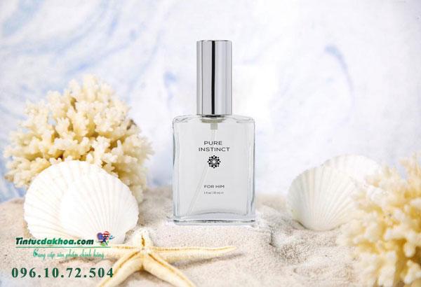 Lưu ý khi sử dụng nước hoa Pure Instinct Pheromone Cologne