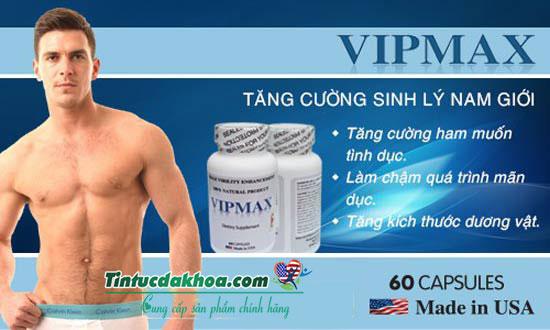 nên chọn vipmax để trị xuất tinh sớm