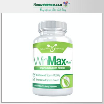 Viên uống tăng kích thước dương vật Winmax Plus của USA
