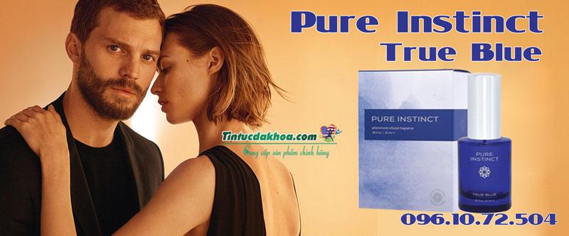Pure Instinct True Blue