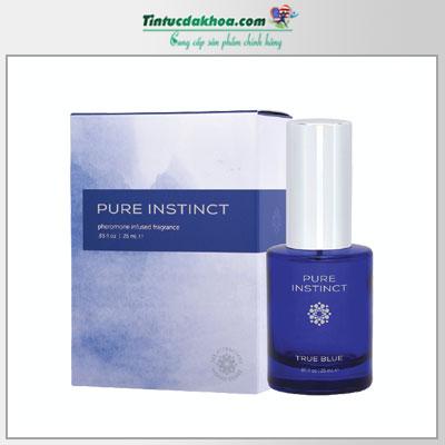 Nước hoa kích dục cho nữ Pure Instinct True Blue