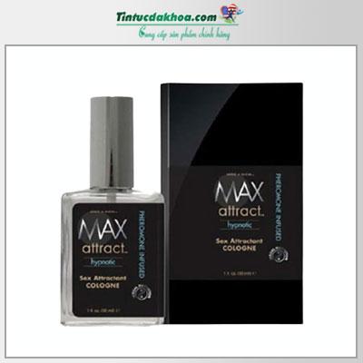Nước hoa kích thích phụ nữ Max Attract 4 Men