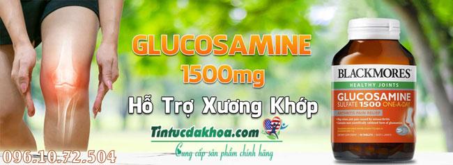 công dụng Glucosamine Blackmores