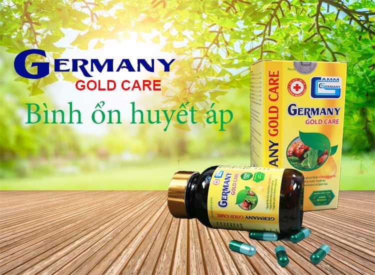 germany gold care ưu điểm
