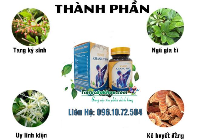 khop-khang-tho-thanh-phan