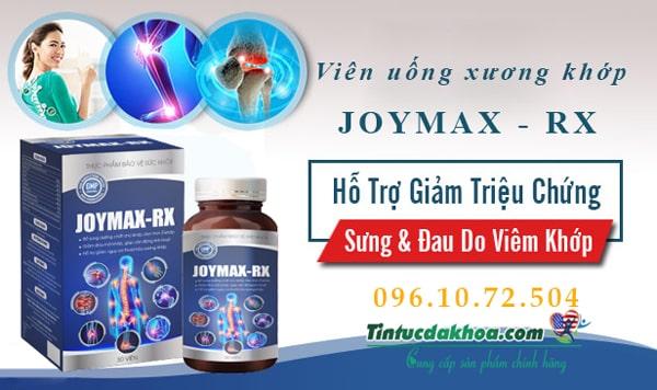 Joymax Rx có tác dụng gì?